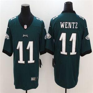 Men's Carson Wentz Philadelphia Eagles Jersey